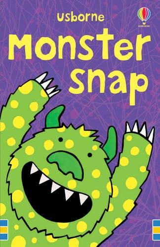 9780746076330: Monster Snap (Snap Cards)