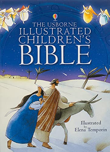 9780746076385: Illustrated Children's Bible (Usborne Bibles)