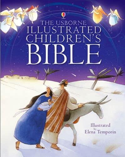 9780746076385: Illustrated Children's Bible (Usborne Bibles)