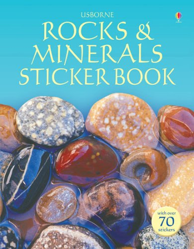 9780746076453: Rocks and Minerals (Spotter's Sticker Books)