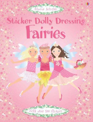 9780746076576: Fairies (Usborne Sticker Fashion)