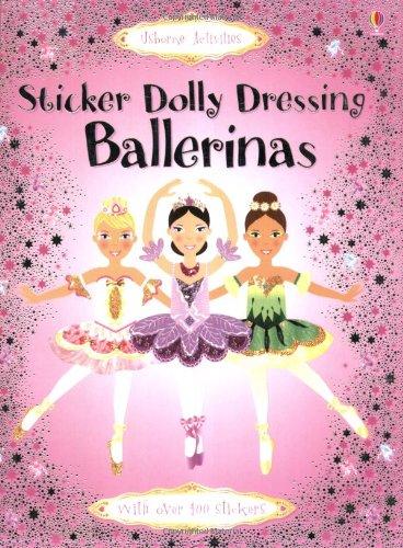 9780746076583: Sticker Dolly Dressing. Ballerinas