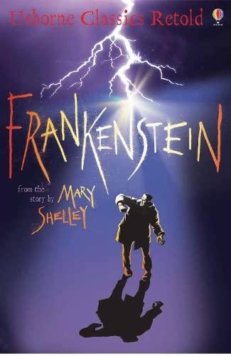 9780746076651: Frankenstein (Usborne Classics Retold)