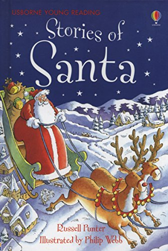 9780746077030: Stories of Santa (Usborne Young Reading)