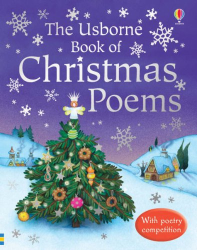 9780746077047: Usborne Book of Christmas Poems
