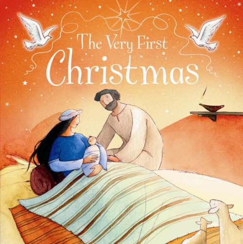 9780746077054: The Very First Christmas (Usborne Picture Books)