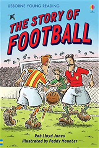 9780746077085: The story of football (Prime letture)