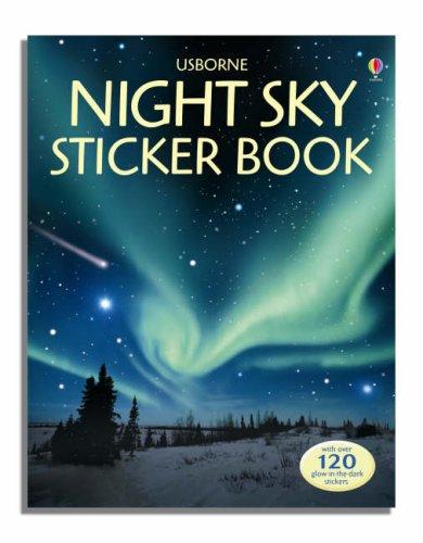 9780746077108: Night Sky (Spotter's Sticker Books)