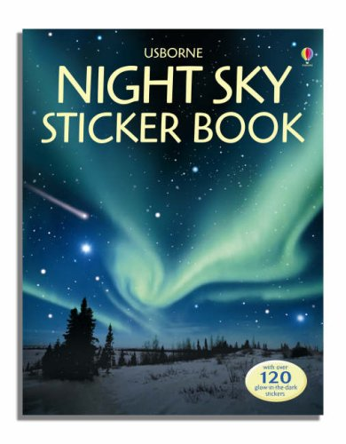 9780746077108: Night Sky (Spotter's Sticker Books)