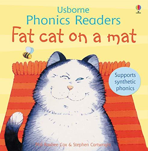 9780746077191: Fat Cat on a Mat (Usborne Phonics Readers)