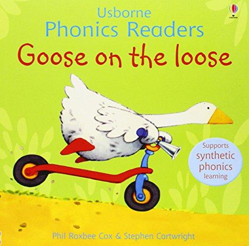 9780746077207: Goose on the Loose (Usborne Phonics Readers)