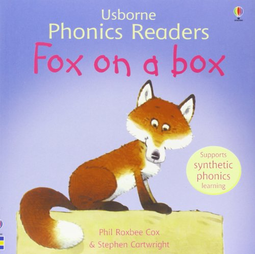 9780746077221: Fox on a Box (Usborne Phonics Readers)