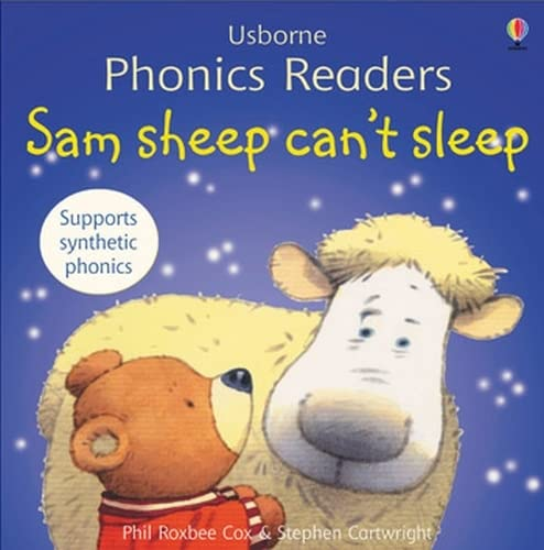 9780746077269: Sam Sheep Can't Sleep (Usborne Phonics Readers)