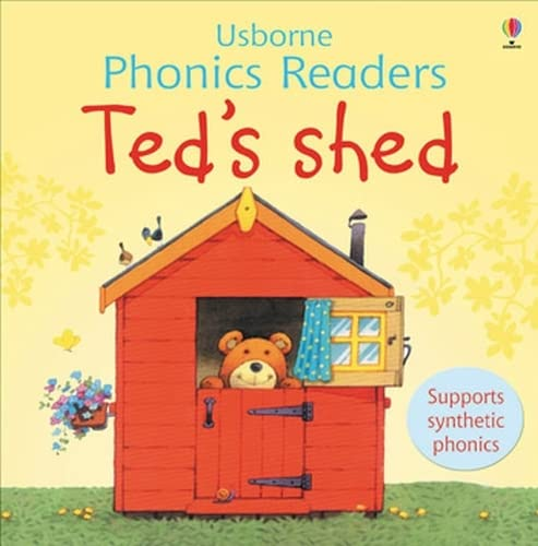 9780746077276: Ted's Shed (Phonics Readers)