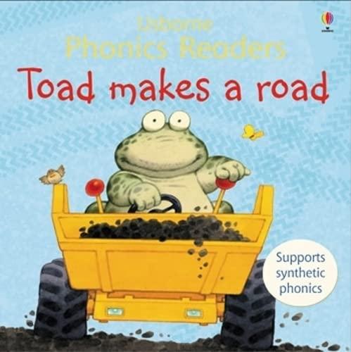 9780746077283: Toad Makes A Road Phonics Reader (Phonics Readers)