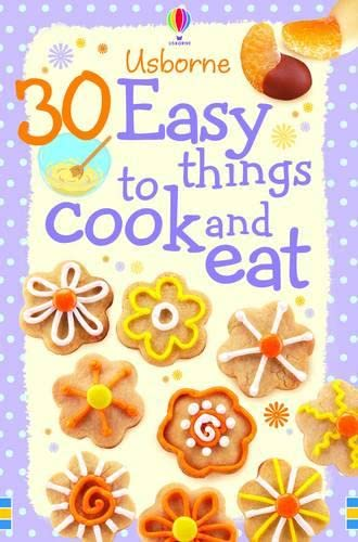 9780746077566: 30 Easy Things to Make and Cook (Usborne Cookery Cards)