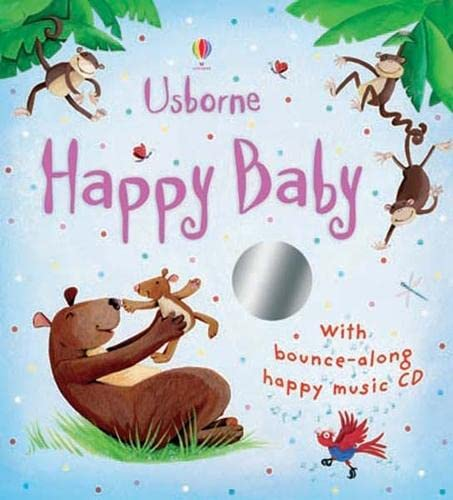 9780746077573: Happy Baby (Book & CD) (Book & CD)