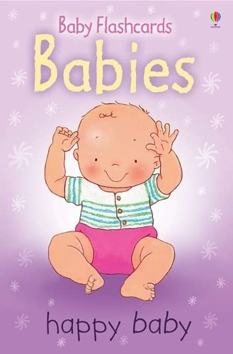 9780746077634: Babies (Very First Flashcards)