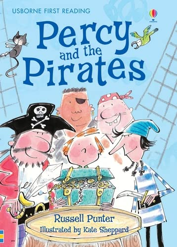 9780746077665: Percy And The Pirates (Usborne First Reading)
