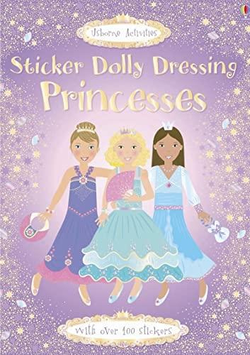 9780746077856: Sticker Dolly Dressing. Princesses