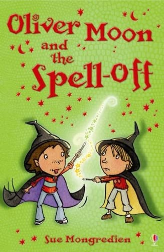 9780746077948: Oliver Moon and the Spell-off