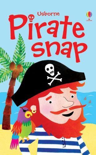 9780746078358: Pirate Snap (Usborne Snap Cards)