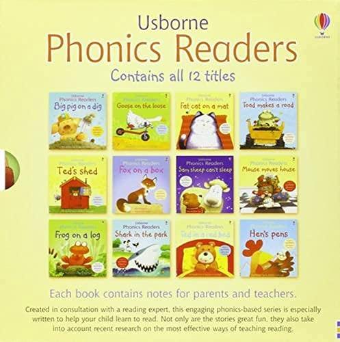 9780746078372: Phonics Readers
