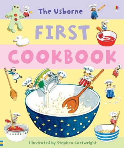 9780746078716: First Cookbook (First Cookbooks)