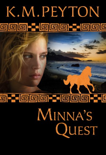 The Roman Pony Adventures: Minna's Quest (9780746078815) by K.M. Peyton