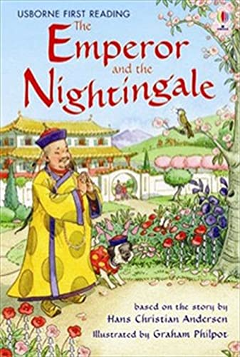 9780746078877: Emperor and the Nightingale: Level 4 (Usborne First Reading)