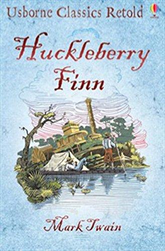 9780746078952: Huckleberry Finn (Usborne Classics Retold) (Usborne Classics Retold)
