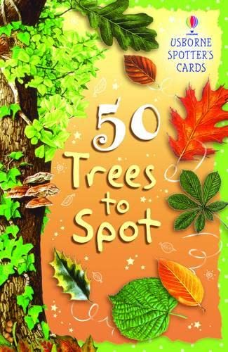 9780746078983: 50 Trees to Spot