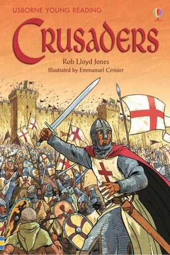 9780746079041: The Story of the Crusaders (Usborne Young Reading (Series 3))
