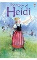 9780746080085: Story of Heidi (Young Reading Level 2)