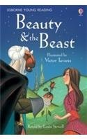 9780746080139: Beauty & the Beast (Usborne Young Reading)