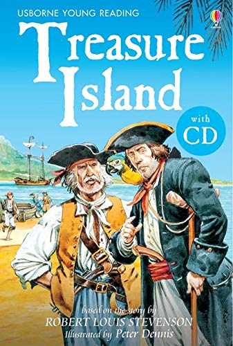 9780746080153: Treasure Island (Young Reading CD Packs)