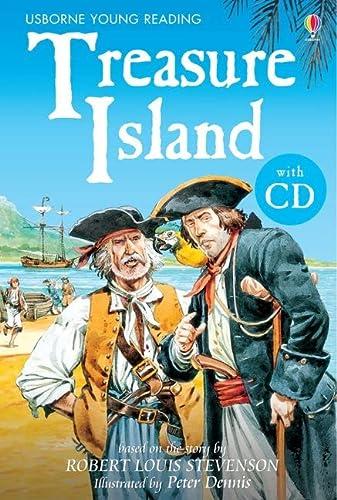 9780746080153: Treasure Island (Young Reading CD Packs)