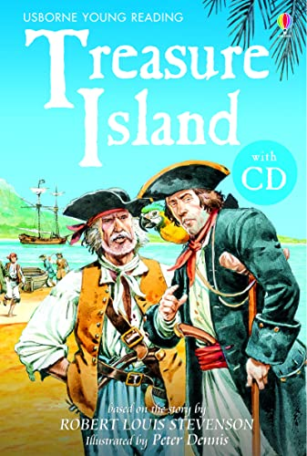 Treasure Island (Young Reading (Series 2)) (Young: Wilkes, Angela