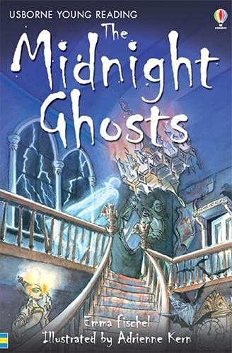 The Midnight Ghosts (Young Reading (Series 2)): Fischel, Emma