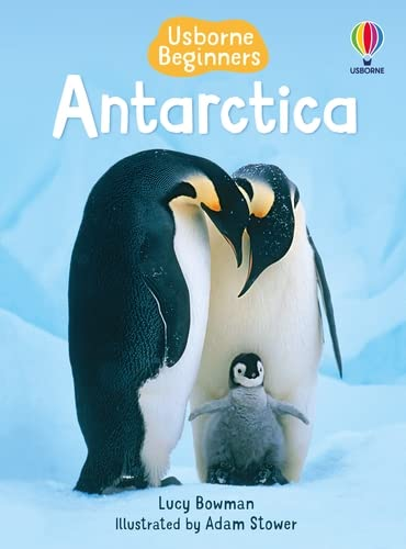 9780746080351: Antarctica (Usborne Beginners) (Usborne Beginners)