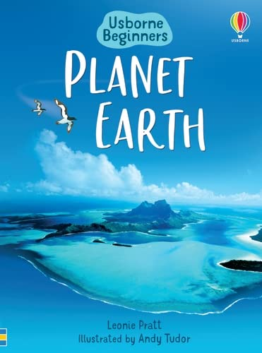 9780746080368: Planet Earth (Usborne Beginners)