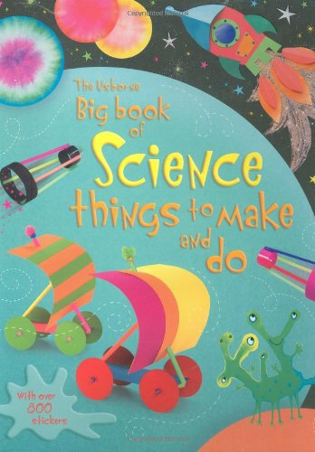 9780746080382: Big Book of Science Things to Make and Do