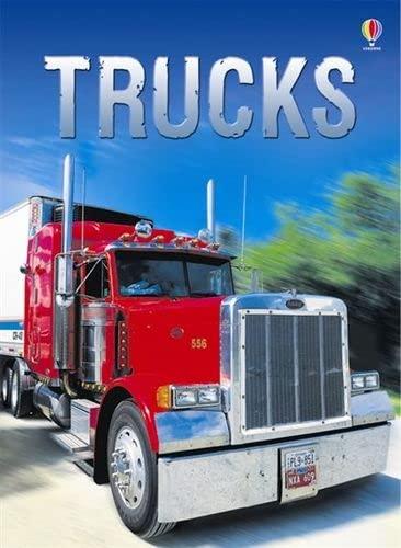 9780746080511: Trucks (Usborne Beginners) (Usborne Beginners)