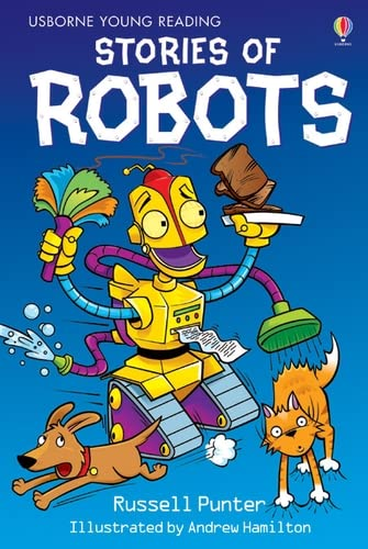 9780746080535: Stories of Robots (Young Reading Series 1)
