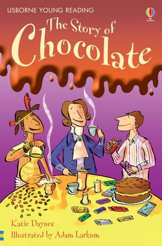 9780746080542: The Story of Chocolate (Usborne Young Reading, Series 1)