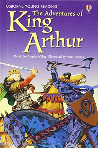 9780746080566: The Adventures of King Arthur (Young Reading Series Two)