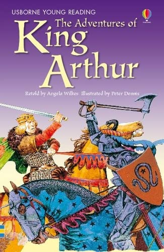 9780746080566: The Adventures of King Arthur (Young Reading (Series 2))