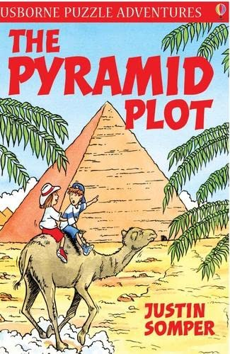 9780746080597: The Pyramid Plot (Usborne Puzzle Adventures)