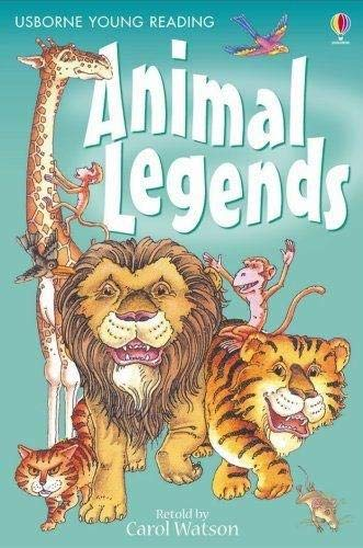 9780746080726: Animal Legends (Usborne Young Reading Series 1) (Usborne Young Reading Series 1)