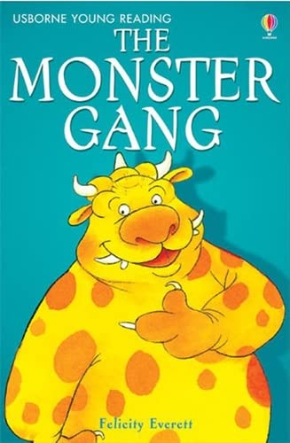 9780746080757: The Monster Gang (Usborne Young Reading, Series 1)